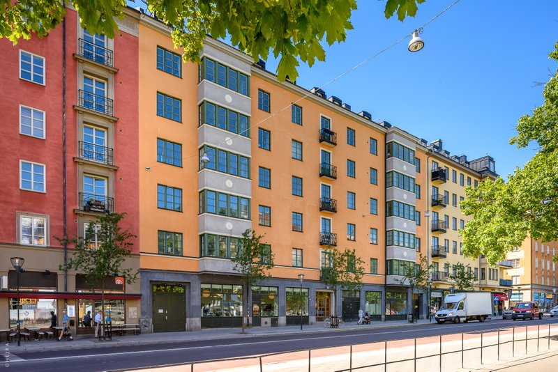 folkungagatan karta Folkungagatan, Stockholm karta   hitta.se folkungagatan karta