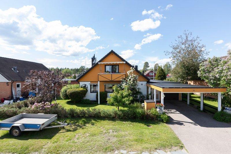 Nyinflyttade p Klrotsgatan 1B, Bergeforsen | unam.net