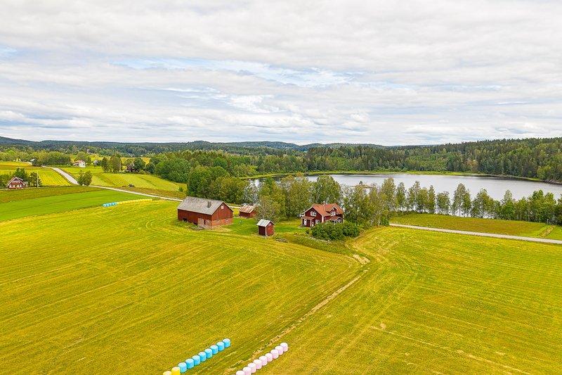 Holmedal-Karlanda Frsamling - Holmedal Prstgrd, rjng