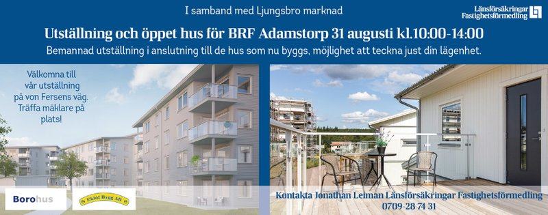Hrnegatan 23 stergtlands Ln, Ljungsbro - unam.net