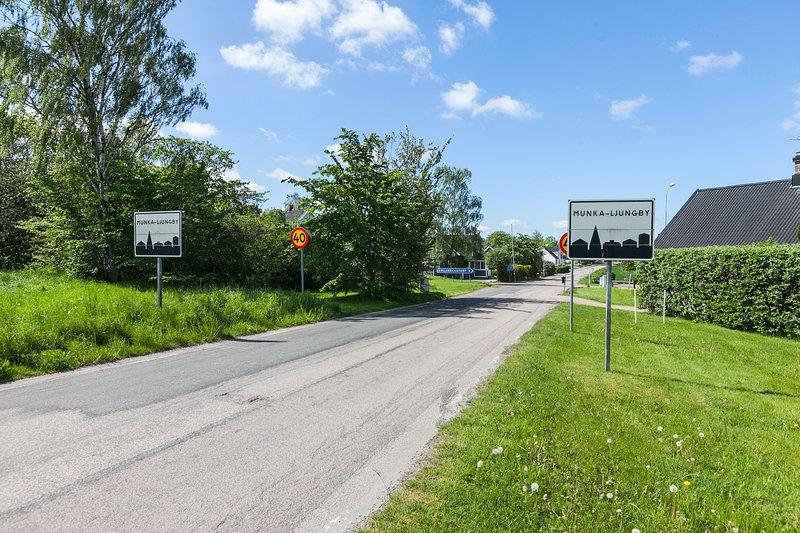 Nyinflyttade p Munkhllagatan 4, Munka-ljungby | unam.net