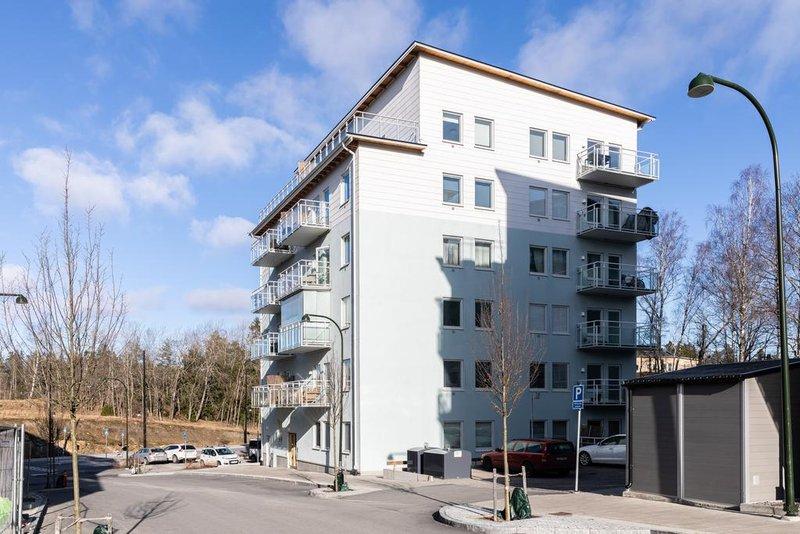 Nyinflyttade p Klverhagen 5, Haninge   redteksystems.net