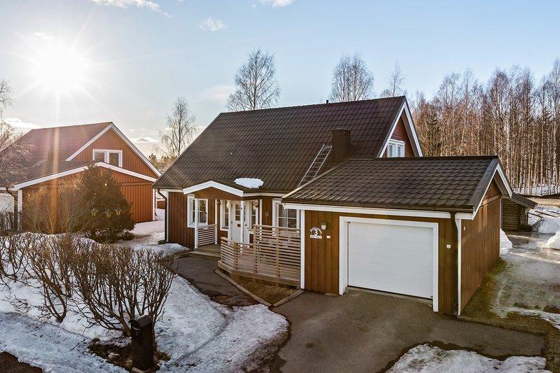 Tjrnholmsvgen Norrbottens ln, Sdra Sunderbyn - unam.net