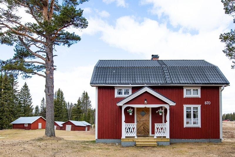 Olle Andersson, Hradsvgen 9, Hammerdal | omr-scanner.net